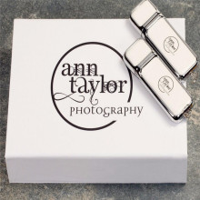 Custom Logo Leather USB 3.0 4GB 8GB 16GB 32GB 64GB Flash Drive Photography Exclusive Memory Stick  (over 30pcs free logo)