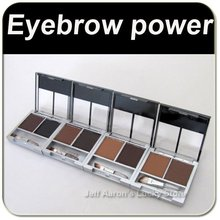 2 colors eyebrow powder cake for eye beauty,4 colors versions available makeup eye brow power palette  wholesale