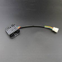 Voltage Regulator Rectifier 4 Wires For GY6 Scooter ATV Quad 125cc 150cc Dirt Bike Motorcycle