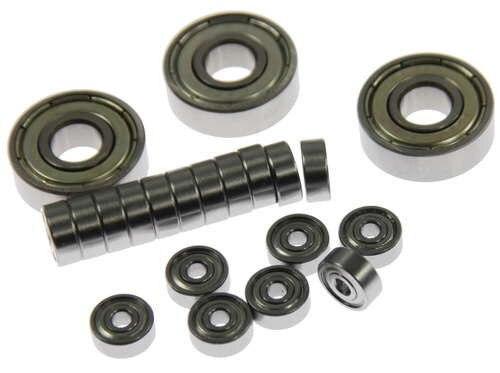 3D printer part DIY Reprap Kossel Legacy Bearings Kit - 623ZZ(18) 608ZZ(3) <br><br>Aliexpress