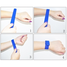 100% Real Capacity Silicone Bracelet Wrist Band 16GB 32GB USB 2.0 USB Flash Drives 64GB Pen Drive Memory Stick Pendrives 512GB(China)