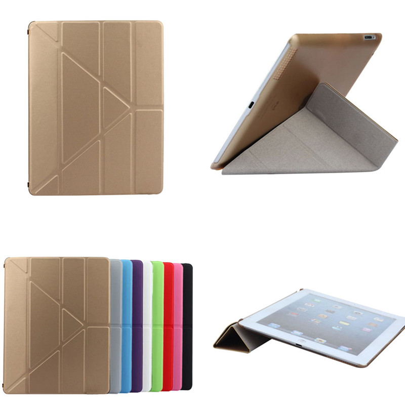 TLP-BX  Luxury PU Leather Case Cover For iPad Air 2 iPad6 iPad 6 Protective Cases  With Foldable Flip Cover And Stand Design<br><br>Aliexpress