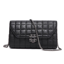 Rushed Kpop Factory Outlet Authentic Summer Bag Lady Lamb For Grain Lattice Chain Shoulder One Generation 2017 Love Cosy Store