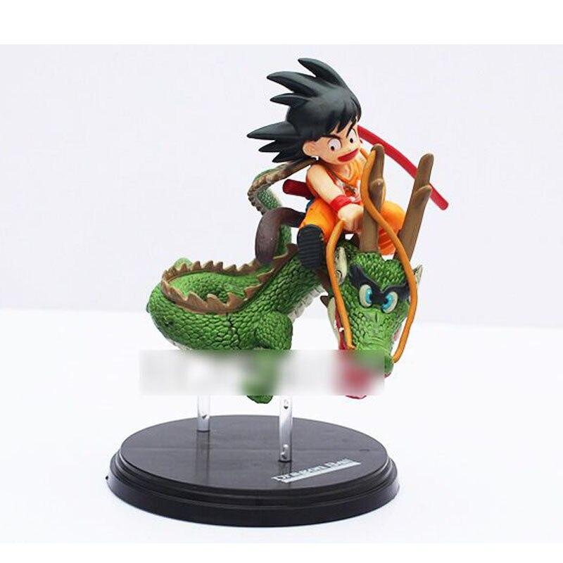 12cm Figurine Dragon ball z super saiyan Goku action figuras toy 2016 New Generation 2 Dragon ball z resine figure ultimate form<br><br>Aliexpress
