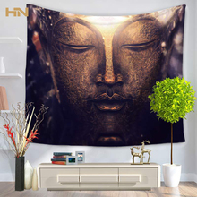Buddha Tapestry Wall Hanging Tapestries Boho Bedspread Beach Towel Yoga Mat Blanket Table Cloth Curtain 51inch/59inch by 79inch