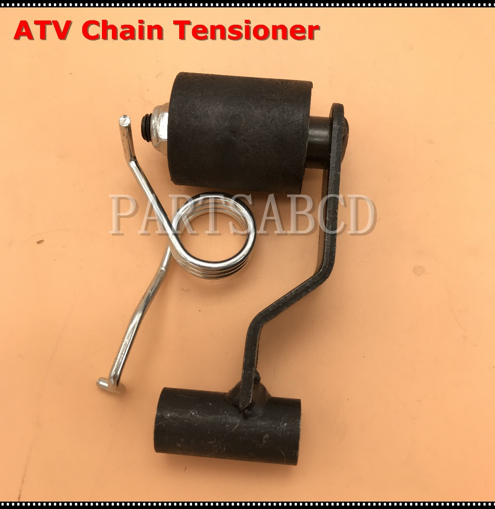 Atv,rv,boat & Other Vehicle Spring Roller Wheel Chain Tensioner Adjuster 50cc 110cc 150cc Pit Dirt Bike Atv Quad Parts Automobiles & Motorcycles