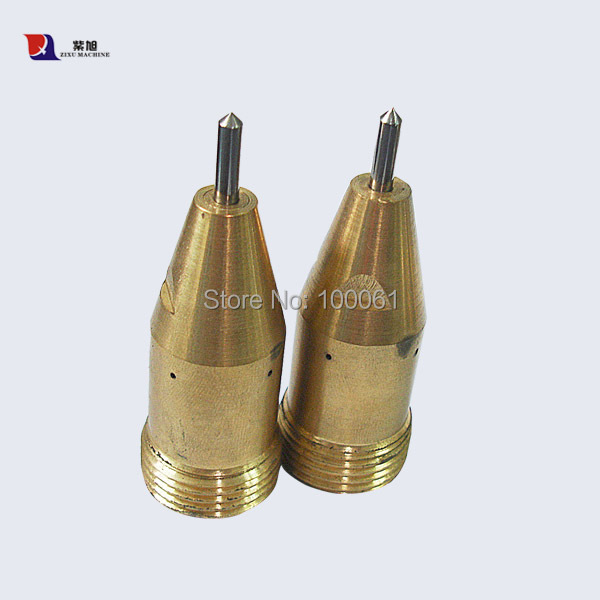 4x53 high quality alloy marking machine peen with copper cover for dot peen marking machine<br>