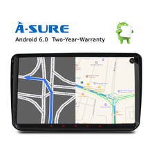 "A-Sure 9"" DAB+ Android 6.0 In-Car Navi GPS for VW GOLF 5 6 MK6 PASSAT B6 Tiguan Touran Polo T5 EOS Caddy SEAT Jetta Quad Core(Hong Kong,China)"