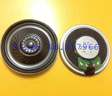 10PCS X ,RK steel factory outlets within the magnetic thin speakers speakers 2W 8 36mm * 5mm(China)