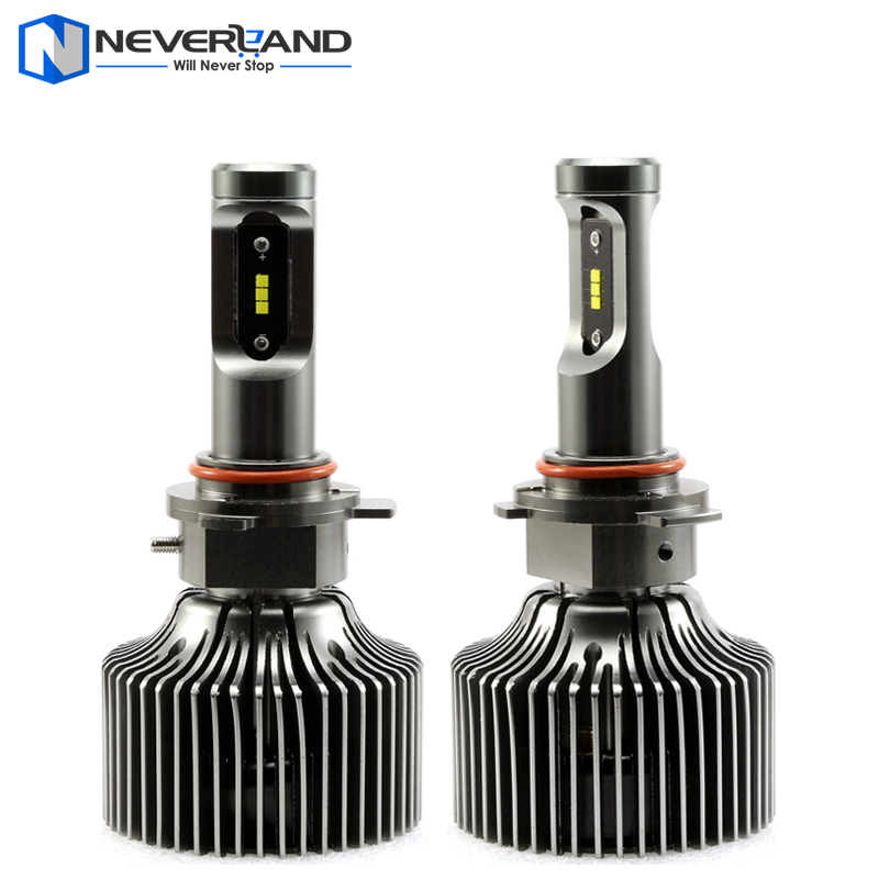 Super Bright 9012 P7 Led Car Headlight Conversion Kit Fog Lamp Bulb DRL 90W 9600LM 6000K 10V/30V DC<br><br>Aliexpress