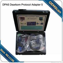 2017 New Professional DPA5 Dearborn Protocol Adapter 5 Best Quality Heavy Duty Truck Scanner multi-language Auto diagnositc tool(China)