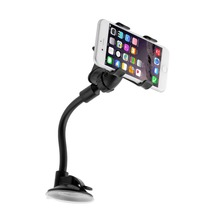 High Quality Windshield 360 Degree Rotating Car Sucker Mount Bracket Holder Stand Universal for Phone GPS Tablet PC Accessories(China)