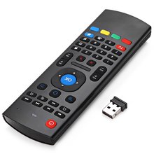 Keyboards TK617 2.4G Wireless Full Keyboard Air Mouse Remote Control for Smart Android Box TV Dongle Smart Phone Tablet PC