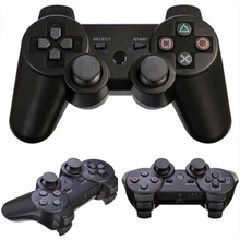 1 PCS Black Wireless Bluetooth Game Controller Joysticks Gamepads For PS3 Console