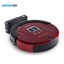 Seebest C561,Robotic Vacuum Cleaner, UV Sterilize Robot Cleaner,Auto Clean Spot Clean for Carpet