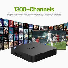 Best IPTV Set Top Box Italy UK European Smart Android TV Box Amlogic S905X For Spain Portugal Turkish Netherlands IPTV Top Box