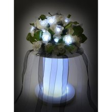 12pcs RGB slow fade not fast bliking waterproof vase light Wedding party Decoration Small Led Berries Waterproof Fairy Lights(China)