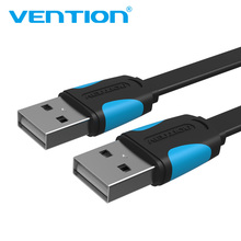 Vention USB Cable Male to Male A USB Extension Cable 1m 1.5m 2m USB cable 480Mbps for Radiator CarSpeaker hard disk Webcom Cable