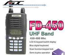 FEIDAXIN FD-450A UHF 400-470MHz  2 way radio walkie talkie,Multi-Function best for hotel,commercial,security use