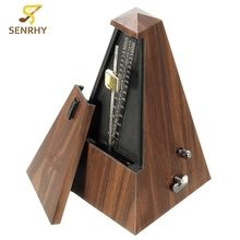 Antique Vintage Style Mechanical Bell Ring Metronome Online Audible Click For Guitar Bass Piano Violin Parts & Accessories New
