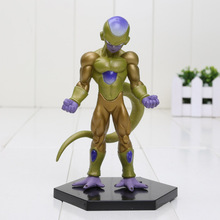 "Japanese Dragon ball Z Super Structure Vol.4 Fukkatsu No ""F"" F Golden Freeza Freezer approx 13cm(China)"