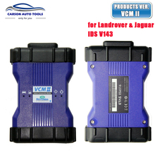 2016 New Arrival VCM II For LandRover and JLR Professional Diagnostic Scanner Latest Version V143 VCM2 JLR DHL Free Shipping