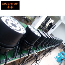 30Pcs/Lot 24Pcs 10W 4In1 RGBW Led Par 64 Light,200W Powerful Led Par Cans DMX 512 Controller, 4/8CH DJ Equipment Led Stage Light