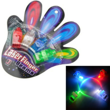 LeadingStar 4pcs Generic Bling Colorful LED Finger Lamps Super Bright Finger Rave Finger Lights LED flashlight For Party Decor