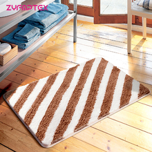 Buy ZYFMPTEX Soft Carpet Bedside Home Warm Plush Floor Rugs Mats Non-slip Rug Strong Water Absorption Living Room Door Mats for $22.18 in AliExpress store