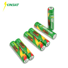 KINBAT 6pcs 1200mAh 1.2V AAA Ni-MH Rechargeable Battery AAA Pre-Charged NIMH Batteries Pack For Toys Microphone Remote Controls(China)
