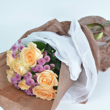 Sydney Paper Series Korea Gift Flowers Packaging Paper Materials Ultra Thin Bouquets Wedding Gift Decoration Supplies 45pcs/lot