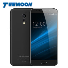 UMIDIGI S Android 7.0 4G SmartPhone Aluminum Alloy Unibody MTK Helio P20 Octa-Core 4GB RAM 64GB ROM 5.5 inch 13MP+5MP Cell Phone
