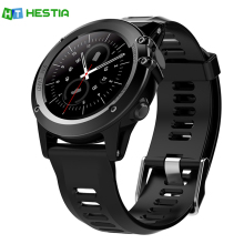 HESTIA H1 Smart Watch  IP68 Waterproof 1.39inch 400*400 GPS Wifi 3G Heart Rate 4GB+512MB smartwatch For Android IOS Camera 500