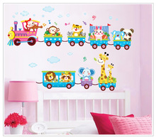 Buy Cartoon Mine Car Wall sticker Living Room Bedroom Kids room decoration Wallpaper DIY Cute Mural decals Waterproof Home decor-lch for $5.93 in AliExpress store