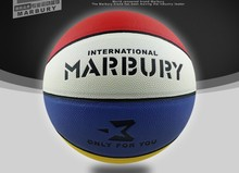 famous Brand top  Quality Genuine leather Marbury Basketball Ball basketball ball outdoor Free shipping
