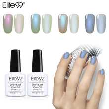 Elite99 10ml Shell Nail Gel Polish Mermaid UV Gel Varnish Pearl Shell Gel Nail Polish Semi Permanent Nail Gel Varnish Gelpolish(China)