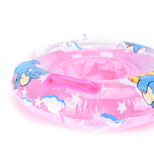 Baby Inflatable Swimming Neck Float Inflatable Tube Ring Safety Child Toys 0-2 Years Babies Swim Ring