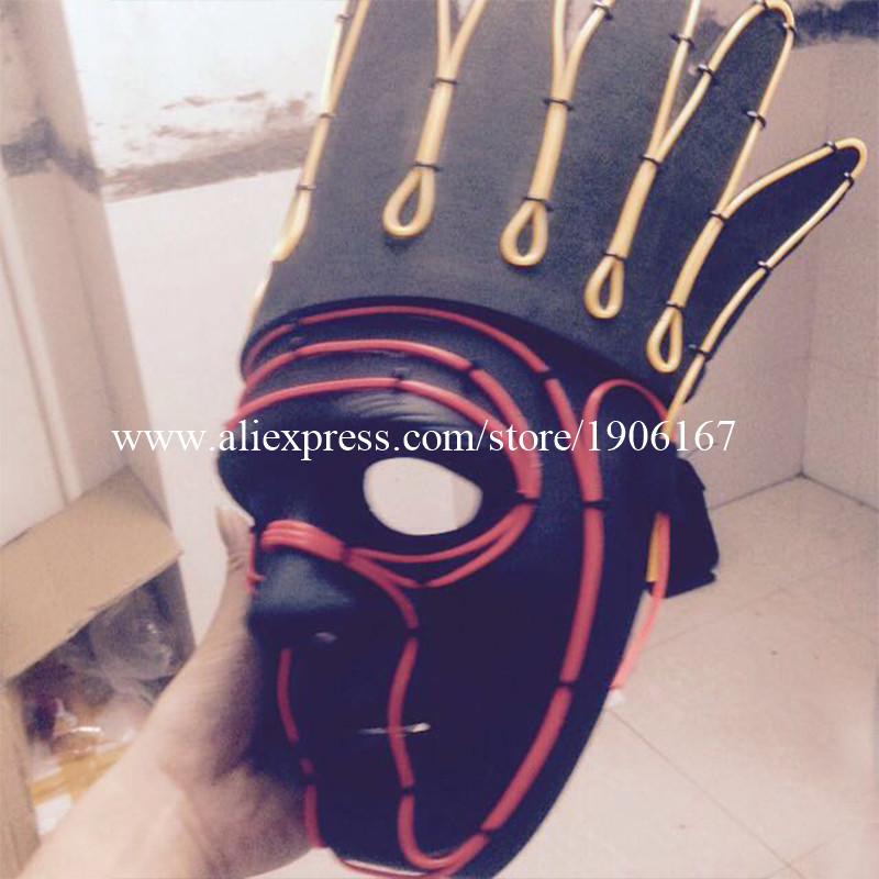 led and laser mask05