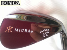 "Brand New Boyea MiURA Wedges Golf Wedges Golf Clubs 52""/56""/60"" Regular and Stiff Flex Steel Shaft With Head Cover"