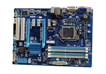 original motherboard for Gigabyte GA-B75-D3V boards LGA 1155 DDR3 B75-D3V mainboard 32GB B75 Desktop motherboard Free shipping