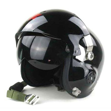 Motorcycle Helmet 3/4 Pilot helmets Dual Lenses Protective Moto Motorbike Casco Bicycle Cycling Riding Sport Capacete moto casco(China)