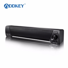 LP-09 Slim Magnetic Wireless Soundbar HIFI Box Bluetooth Subwoofer Speaker Boombox Stereo Portable Hands-free Speaker for TV PC(China)