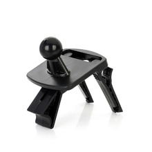 100pcs/lots Black Universal Car Vehicle Air Vent Mount Holder Clip for Garmin Nuvi GPS