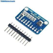 Integrated Circuits 16 Bit I2C ADS1115 Module ADC 4 channel Pro Gain Amplifier Arduino RPi - TxHang Store store