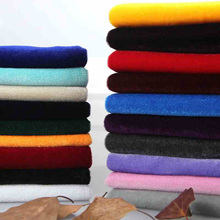 1.6*1M Solid Color Velvet Fabric Flannel Thickened Background Cloth Decoration Curtains Fabric Stall Table Cloth