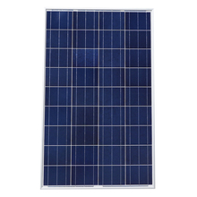 AU CA EU USA Stock 100W 18V Polycrystalline Solar Panel for 12v Battery Off Grid System Solar for Home System