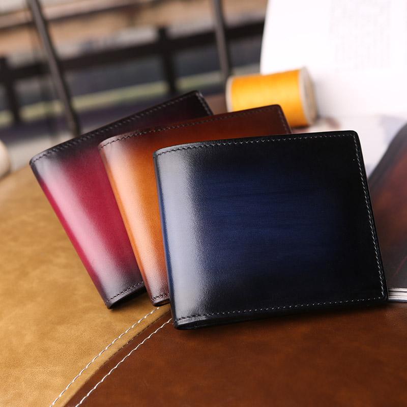 cheap leather men\'s wallet