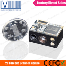 LV3095 Cheap 1D 2D Barcode Scanner Module, Good Mobile Scanning Perfomance