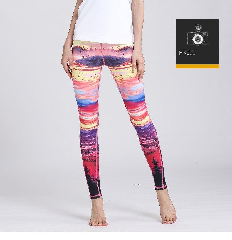 women Yoga Pants Slim Waist (12)