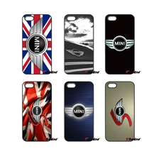 Awesome Mini Cooper Stripes Logo Hard Phone Case For HTC One M7 M8 M9 A9 Desire 626 816 820 830 Google Pixel XL One plus X 2 3(China)
